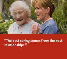 All In Care's Ethos on Home Help